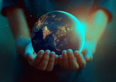 Du und die Erde